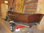 Phillips skiff